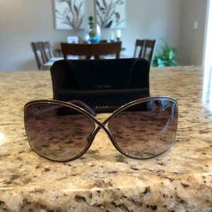 Tom Ford Rickie Sunglasses with Case and Box